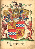 Lord Cawford's Armorial